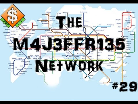 The M4J3FFR135 Network | OpenTTD | #29 | The Speeders