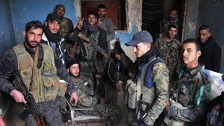 أخبار عربية - روسيا: سنعتبر مقاتلي المعارضة الباقين بشرق حلب ارهابيين