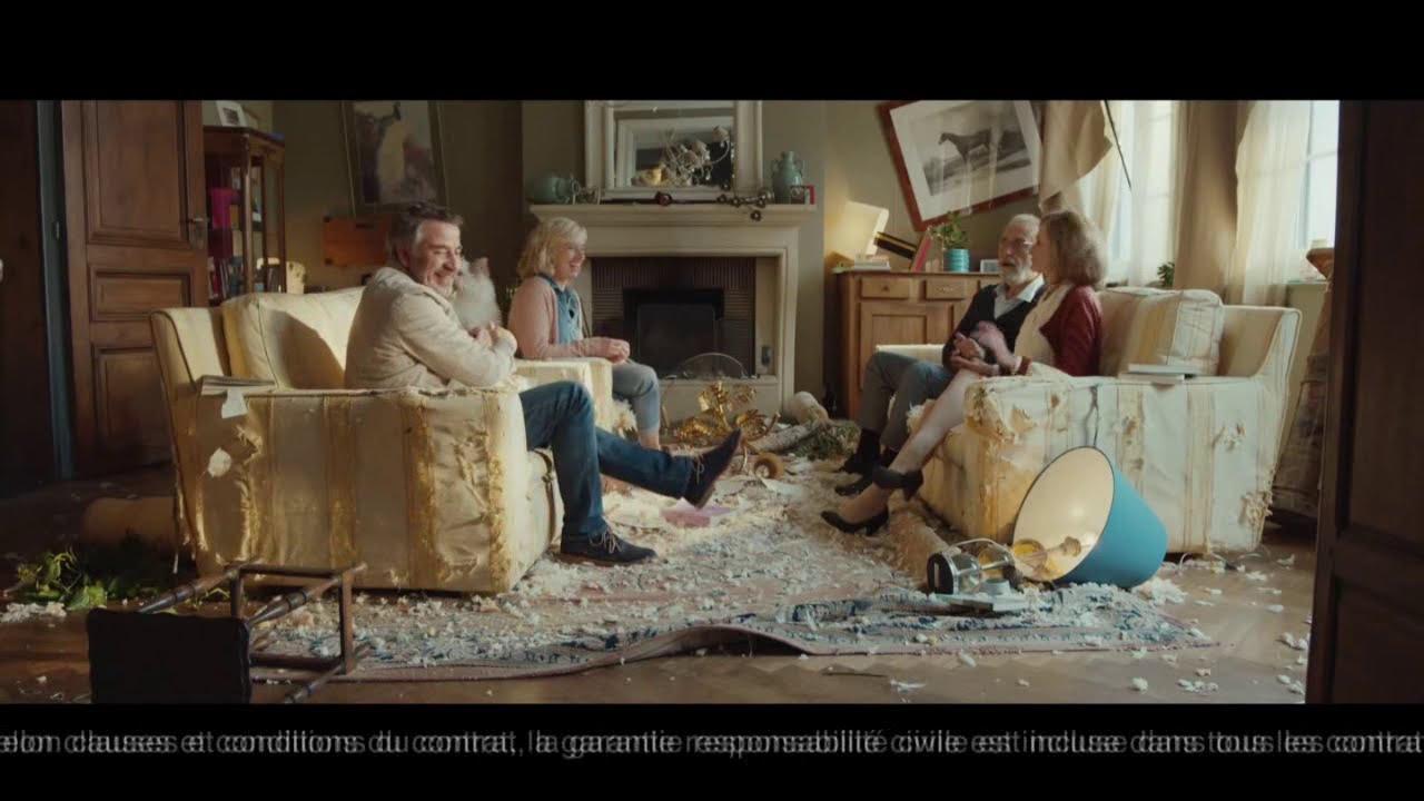 """Musique de la pub Axa – Responsabilité civile """"know you can""""  2021"""