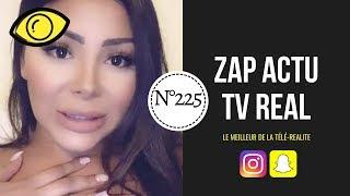 [ ZAP ACTU TV REAL ] N°225 du 05/09/2019 - Maeva :