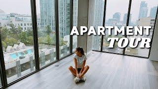 EMPTY APARTMENT TOUR! Apartment Hunting in LA VLOG