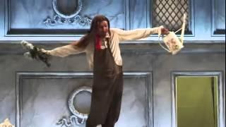 Спектакль «Женитьба Фигаро» в театре им. Пушкина