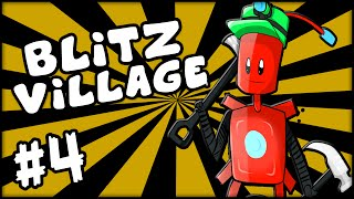 BLITZVILLAGE - Minecraft - Episode 4: AVENGERS Office! (S2)