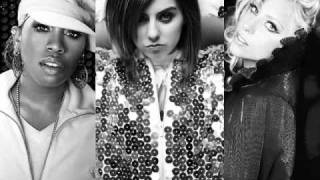 Lady Sovereign Feat Missy Elliot Vs. Lady Gaga - Love Me Or Hate Me Poker Face