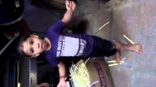 Pedda puli dance by vrishank