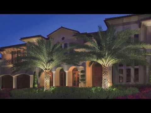 Popular LED Landscape Lighting Techniques for Your Home