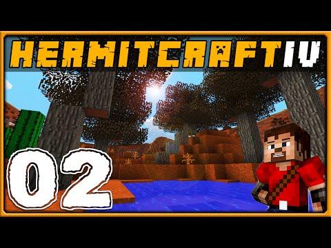 Hermitcraft 4   Minecraft Survival 1.9   Episode 2 - Server Death King!