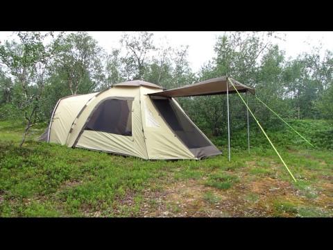 Кемпинговая палатка
