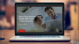 Oracle Cloud ERP Demo