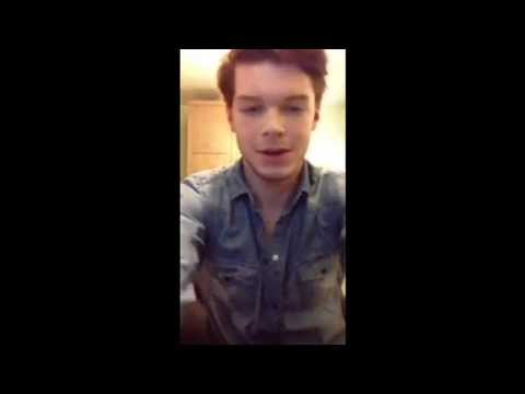 Cameron Monaghan FULL Periscope