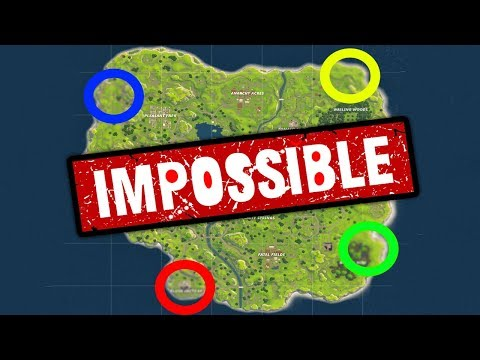 ? THE IMPOSSIBLE CHALLENGE ? FORTNITE BATTLE ROYALE GAMEPLAY thumbnail