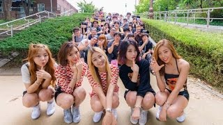 ladies code this video was scheduled to be broadcast in the next day of eunb died