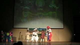 Kanchi Abhijaan - Kids Oriya Drama - Part 1