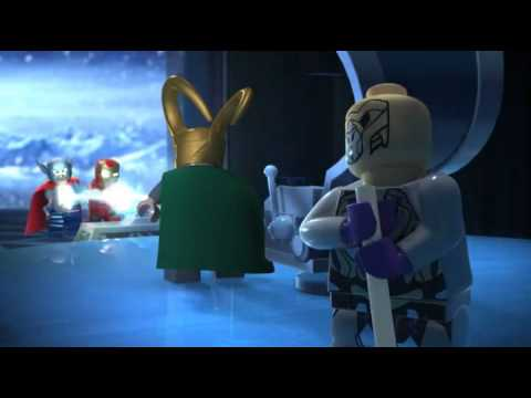 Assault, Off-Asgard - LEGO MARVEL Super Heroes - Maximum Overload Episodes 5