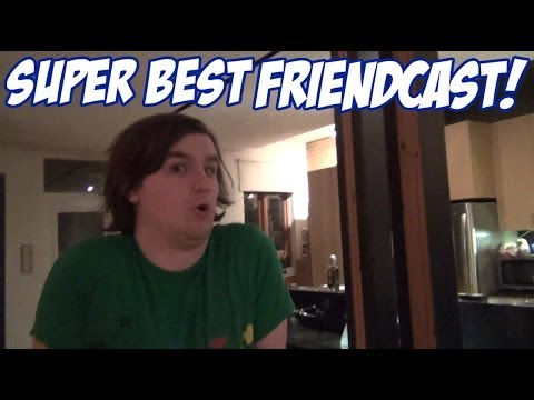 Friendcast 32: Richard Simmons Is The Final Boss