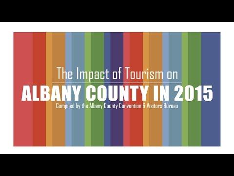 2015 Economic Impact of Tourism on Albany County