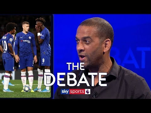 Why was there so much confusion around Chelsea's penalty? | Steve Sidwell \u0026 Phil Babb | The Debate