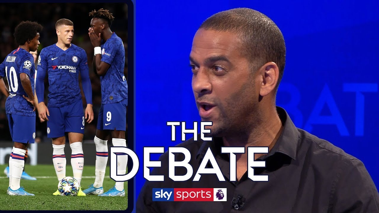 Why was there so much confusion around Chelsea's penalty? | Steve Sidwell & Phil Babb | The Debate