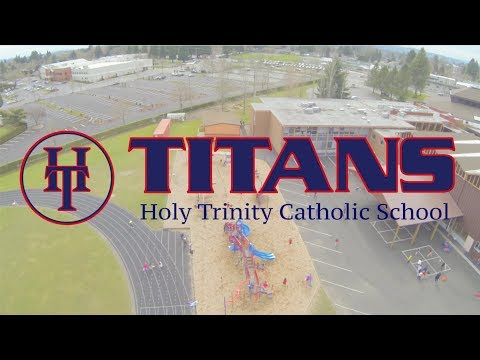 Holy Trinity School Welcome Video