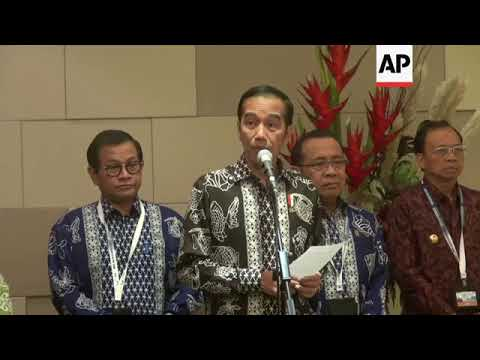 Indonesian president asks for prayers for victims of plane crash Mp3