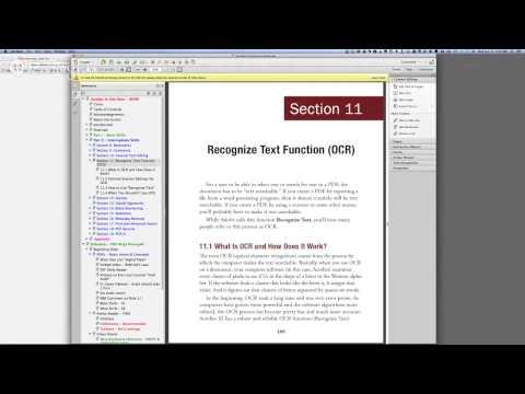 Adobe Acrobat - Advanced PDF Tips For Lawyers