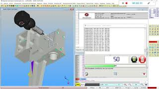 CAPPS DMIS Advanced scanning demo