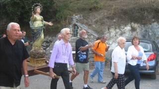 prato di Giovellina procession du 15 août 2013