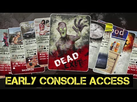 Early Access Dead Exit | Xbox One.
