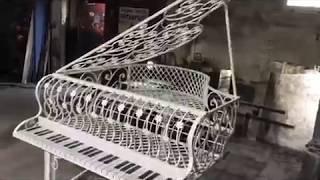 видео Современные технологии художественной ковки