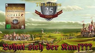 Die Siedler History Collection | Lohnt sich der Kauf? | Was steckt drin?