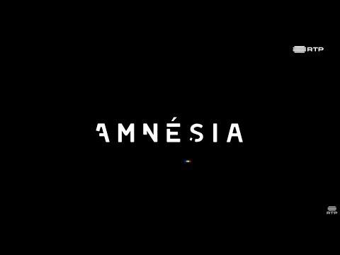 Série completa  Amnésia  RTP