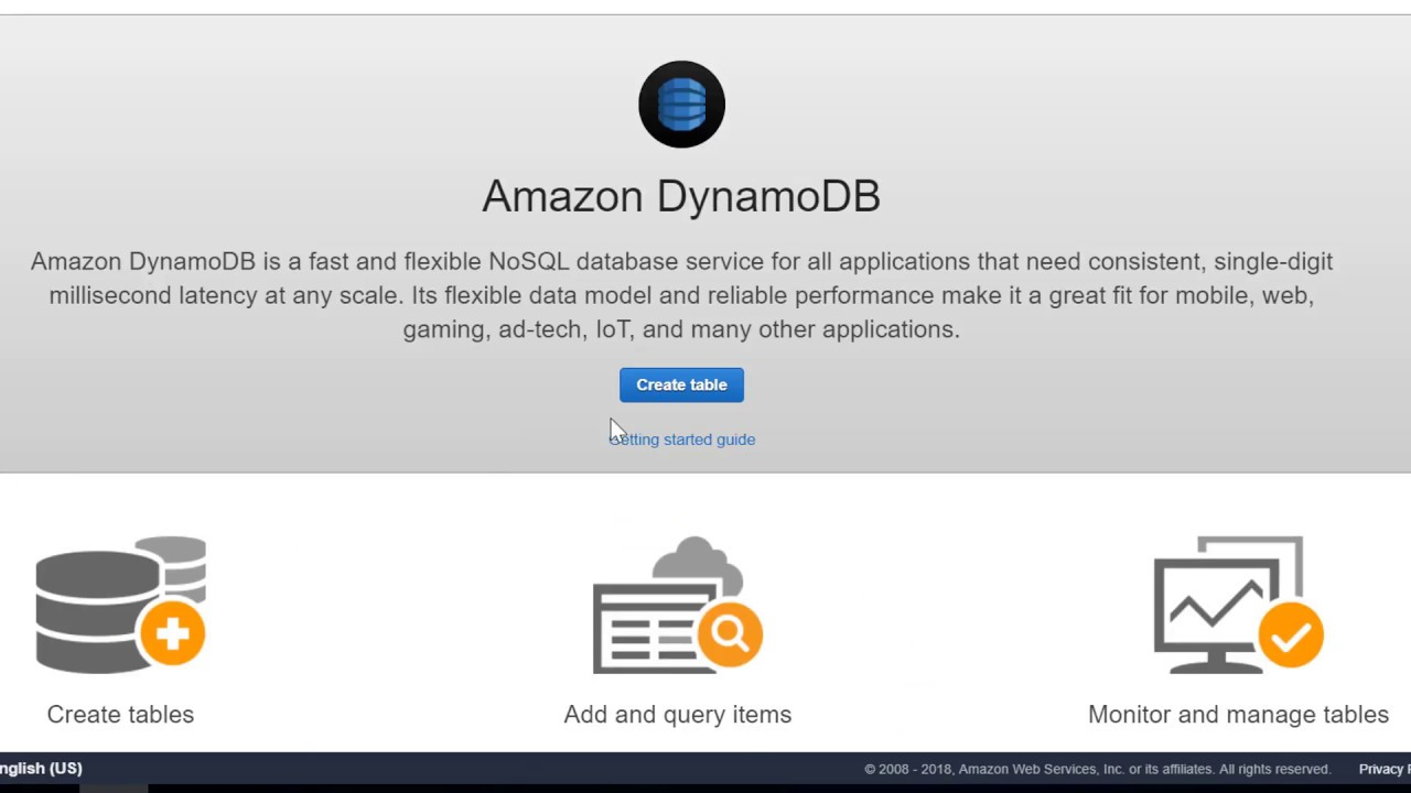 How to Use AWS CloudFormation to Configure Auto Scaling for Amazon DynamoDB  Tables and Indexes
