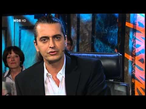 Das kranke Werbeverhalten deutscher TV-Prominez - Hagen Rether bei Mitternachtsspitzen - 19.10.2013