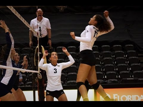 American Volleyball: Temple at UCF