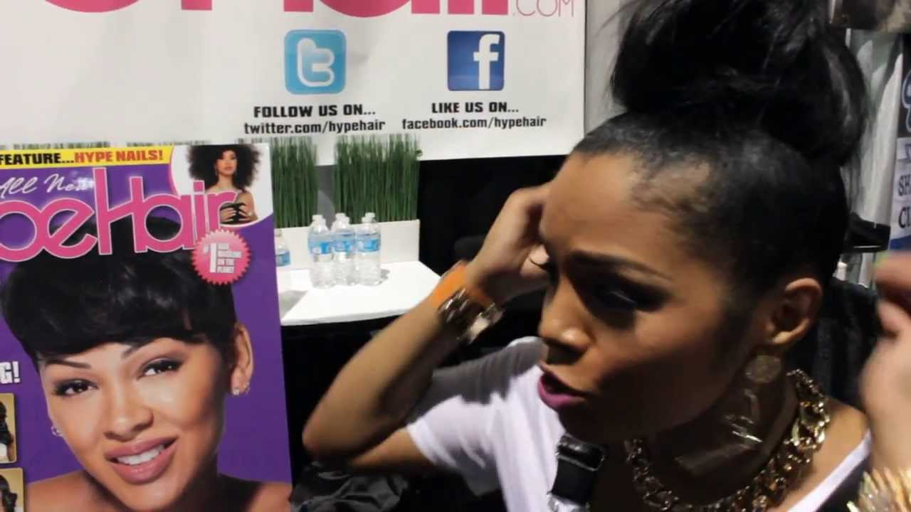 Rasheeda Talks About Her Favorite Go-To Hairstyle And How Pregnancy  Affected Her Hair