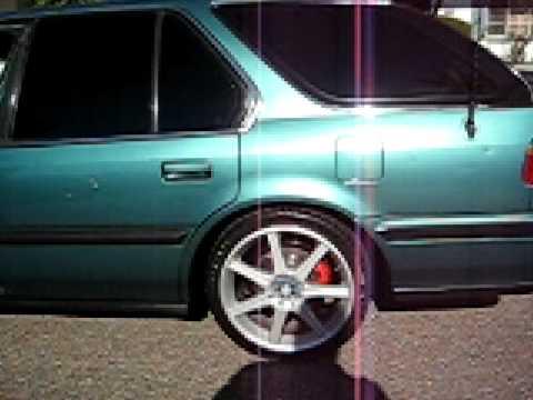 Honda Accord Wagon Youtube