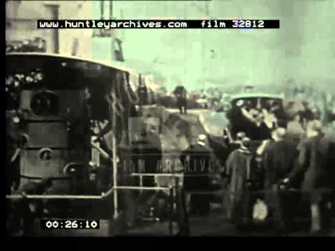 Avonmouth Docks, 1900's - Film 32812