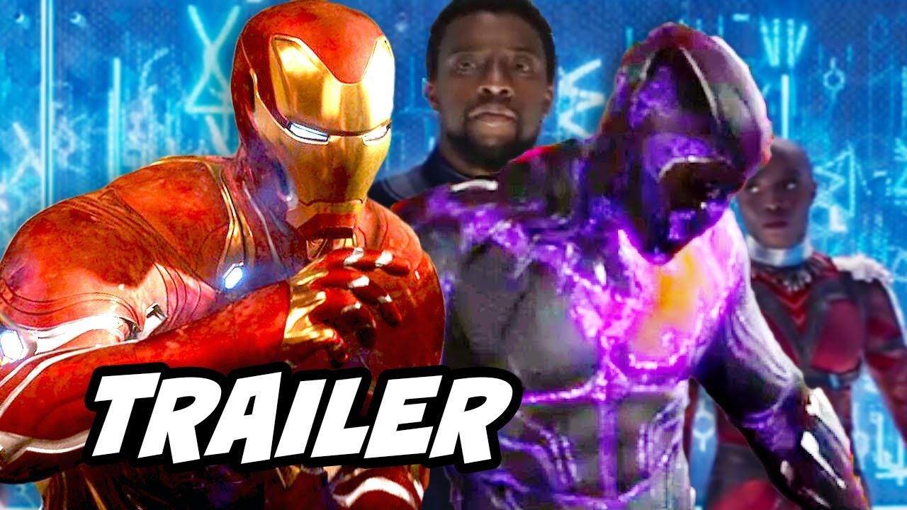 Black Panther Avengers Infinity War Secrets Trailer Breakdown