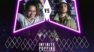CINTIA vs TEMPS Półfinał INFINITE POPPING 2018