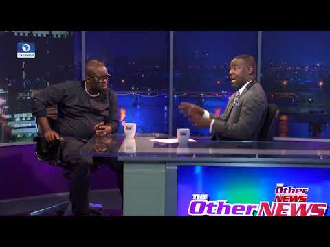 EXCLUSIVE: Charles Inojie Sits Down With Okey Bakassi | The Other News