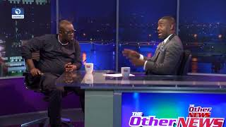 EXCLUSIVE Charles Inojie Sits Down With Okey Bakassi  The Other News