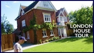One of Anna Saccone's most viewed videos: London House Tour!