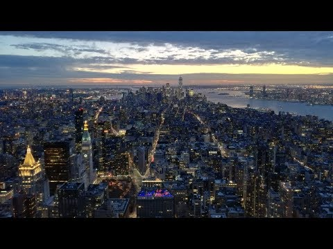 Visiting The Empire State Building Observatory In New York