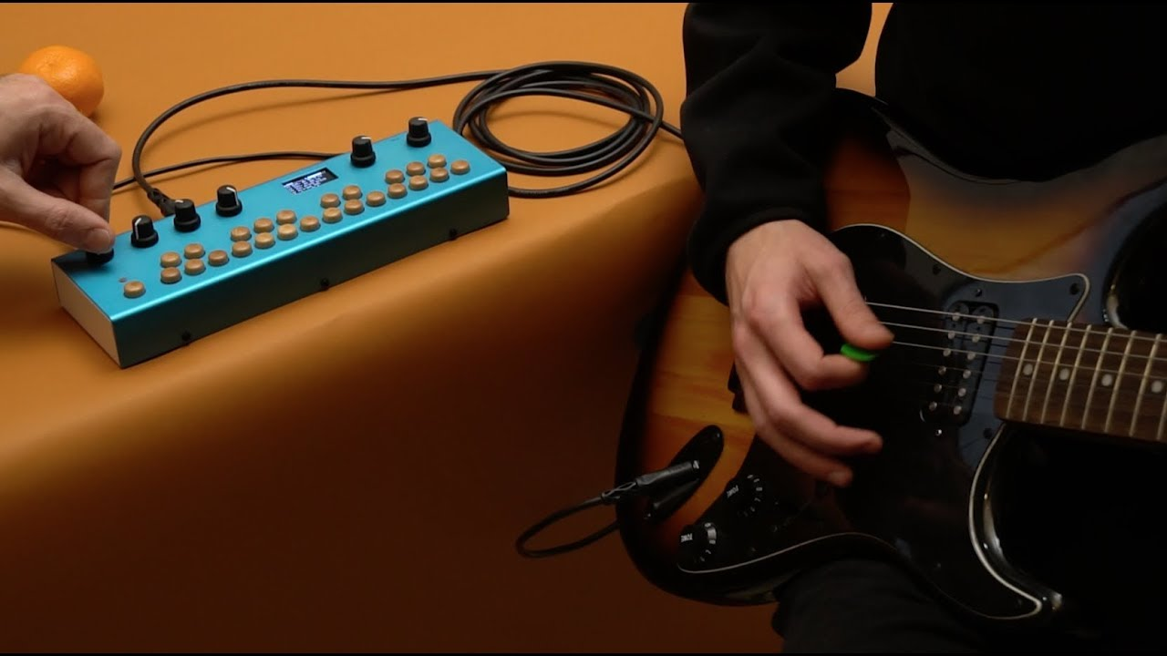 Organelle Patches Guitar Practice On Office Work Topology Diagram Free Download Wiring Lfo Delay