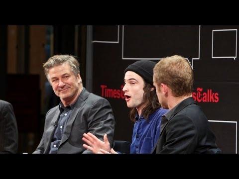 Orphans with Alec Baldwin, Ben Foster, Tom Sturridge   Interview   YouTube