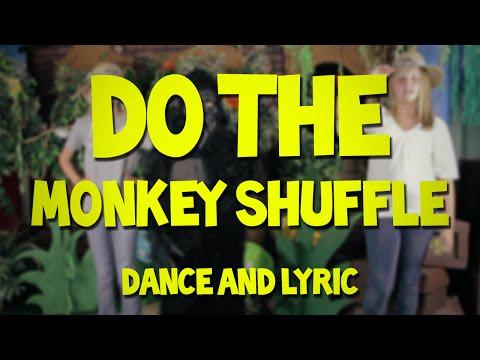Monkey Shuffle - Dance and Lyric