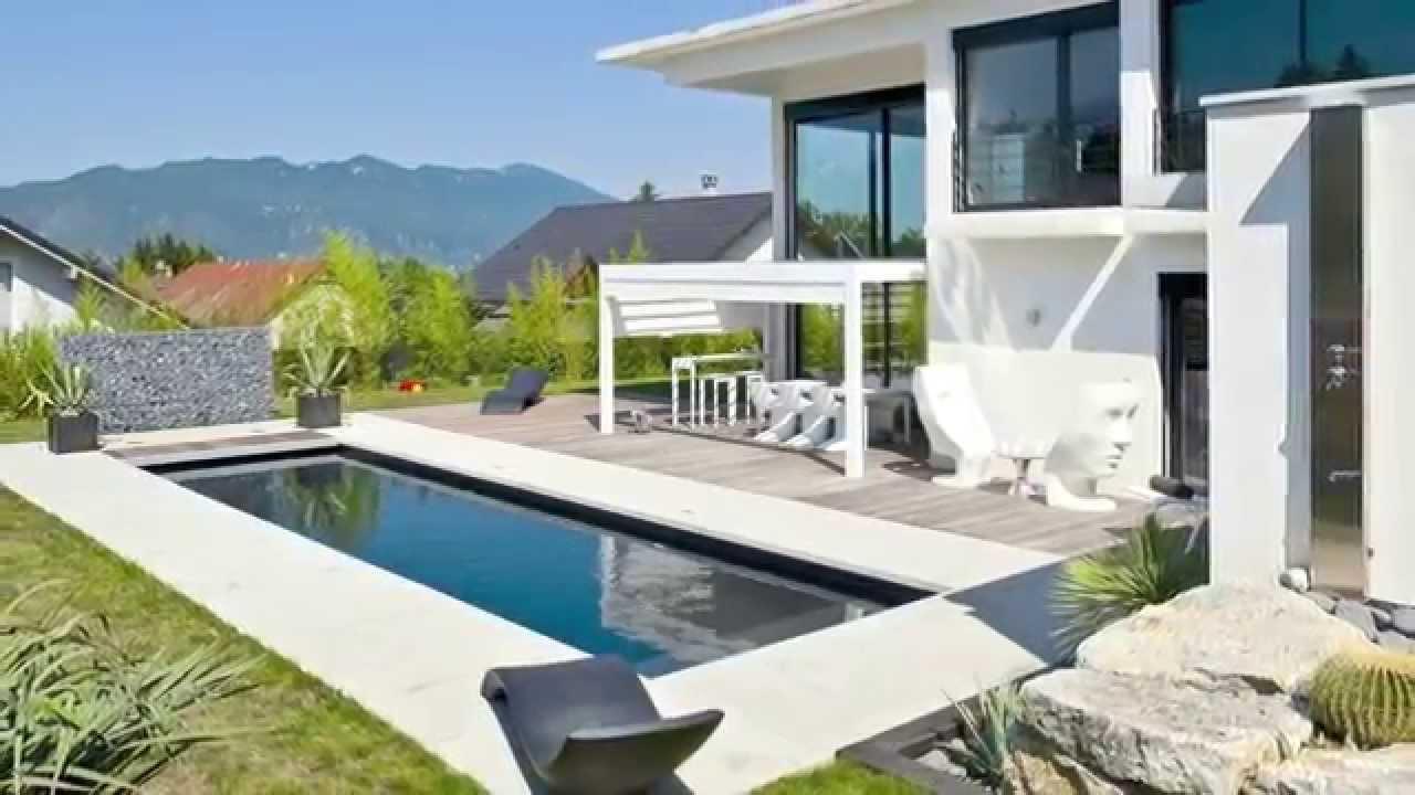 piscines esprit design par l 39 esprit piscine youtube. Black Bedroom Furniture Sets. Home Design Ideas