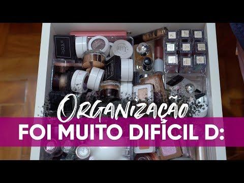 ORGANIZANDO SOMBRAS E PIGMENTOS - Karen Bachini