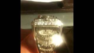 Dave Keith world series ring