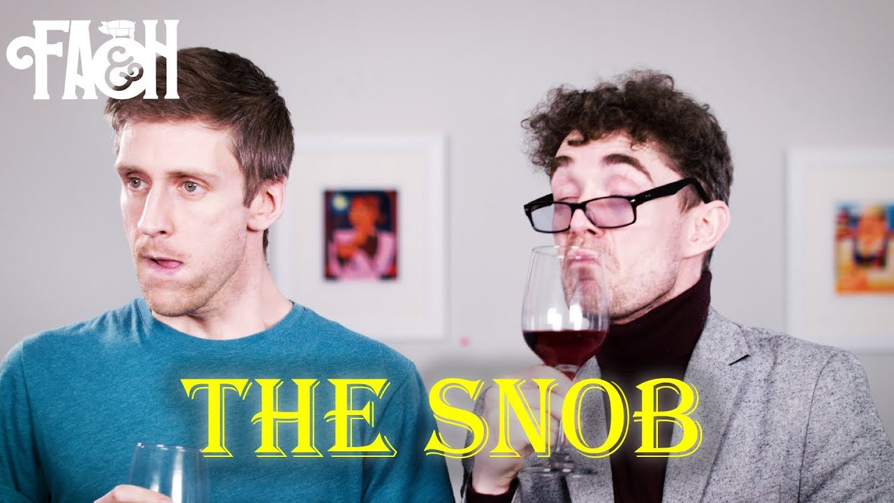 Download The Snob - Foil Arms and Hog